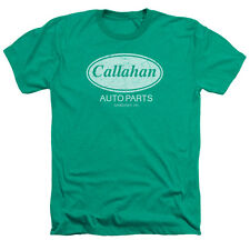Tommy Boy Callahan Auto Mens Heather Shirt KELLY GREEN