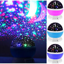 Hot Romantic LED Starry Night Sky Projector Lamp Shining Star light Cosmo Master