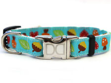 Diva Dog Nuts for Mutts Adjustable Ribbon Dog Collar - Teacup/XL -Ships FREE