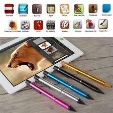 Active Touch Stylus Pen Tip For iPad Android Tablet iPhone Capacitive Thin New