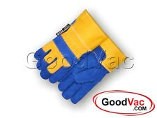 Majestic 1600TW Leather Thinsulate Lined Waterproof Heavy Duty Winter Gloves