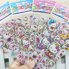 Bubble Stickers Hello Kitty Pink Pig 3D Cartoon Classic Toys for Kids Toy Gift