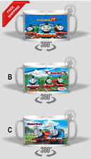 THOMAS THE TANK & FRIENDS PERSONALISED MUG ADD ANY NAME OR WITHOUT