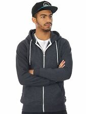 Quiksilver Dark Grey Heather Everyday Zip Hoody