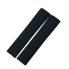 Rubber Replacement Watch Band Strap For Patek Philippe Aquanaut 5164a5167a-001