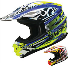 GMax GM76X Xenotron Motocross Dirt Bike Off Road Helmets