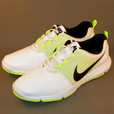 Nike Explorer SL Spikeless Golf Shoes MENS Size 11.5 White/Volt