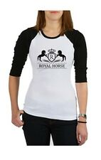 Royal Horse Equestrian Tee - Great gift for a horse lover - free shipping