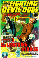 The Fighting Devil Dogs - Episode 1 - 1938 - Movie Poster