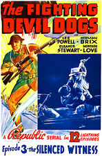 The Fighting Devil Dogs - Episode 3 - 1938 - Movie Poster