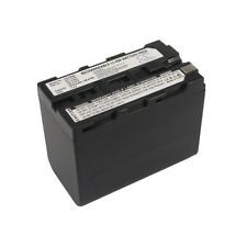 Replacement Battery For SONY CCD-RV100 6600mAh