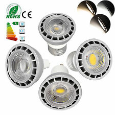E27/E26/GU10/MR16 15W Dimmable LED Spotlight COB Lights Bulb CREE Lamp Bright