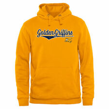 Canisius College Golden Griffins American Classic Pullover Hoodie - Gold - NCAA