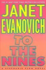 JANET EVANOVICH: To The Nines ~ A Stephanie Plum Novel (HB/DJ) 2003