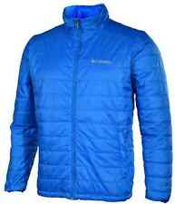 Mens Columbia Crested Butte Jacket color blue  Retail $110.00 NWT