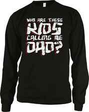 Who are these Kids Calling Me Dad? Funny Paternity Long Sleeve Thermal