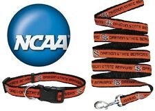New OREGON STATE BEAVERS NCAA Licensed College Nylon Dog Collar, Dog Leash