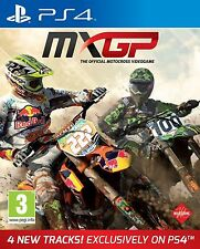 Motocross MXGP The Official Motocross Videogame (Sony PlayStation 4, 2014) - Eur