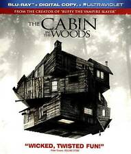 The Cabin in the Woods Blu-ray with Lenticular Slipcover Joss Whedon
