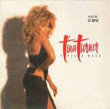 Tina Turner - Typical Male (Dance Mix) (12