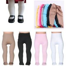 """Doll Tights Made Clothes For 18"""" American Girl Doll Clothes Accessories Kid Toys"""