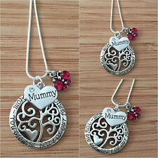Gift for mum mummy step mum mother in law - Mothers Day Gift Necklace