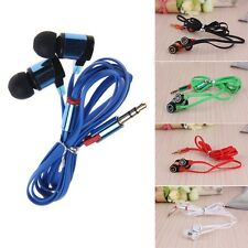 MP3 MP4 IPod PC Headset Popular Stereo Earbud In-Ear Headphone 3.5mm Earphone