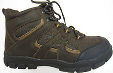 Spot On Mens Hiking/Walking Boots Brown Leather A3032 Sizes uk 7 x 12 (R10A)