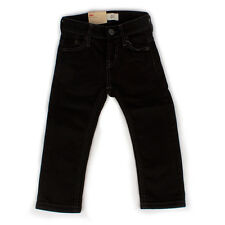 Boys Levis 511 Slim Fit Black Jeans