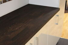 Prime Wenge Solid Wood Worktop, 40mm staves, Very Dark, All sizes available!!!