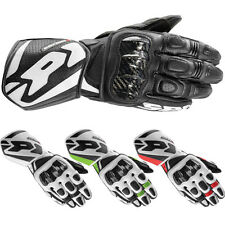 Spidi Carbo 1 Mens Street Racing Riding Motorcycle Gloves