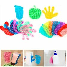 Palm Foot Shape, Vacuum Sucker For Phone Soap Shampoo Toothpaste Toothbrush