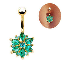Pedant Navel Body Jewelry Navel Ring Body Piercing Ring Belly Button Rings