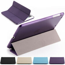 Smart Magnetic Flip PU Leather Stand Case Cover For Apple iPad 2 3 4 Mini Air