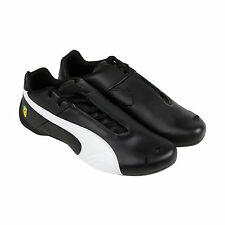 Puma Sf Future Cat Og Mens Black Synthetic Athletic Lace Up Running Shoes