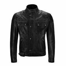 Belstaff Mojave Wax Leather Jacket
