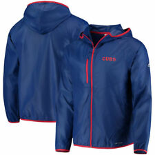 Chicago Cubs Majestic Weakness is a Choice Full-Zip Jacket - Royal - MLB