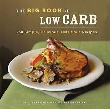 Big Book of Low Carb by Kimberly Mayone, Kitty Broihier and Broihier Mayone (200