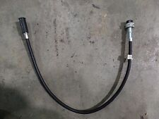 bmw 2002 lower speedometer cable 62121359332