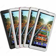 XGODY 7'' Android 4.4 Tablet PC Dual Core 4GB Dual Camera GPS 3G Dual Sim Phone