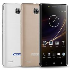 "XGODY 5"" Android 6.0 Smartphone Quad Core 8GB Unlocked Cell Phone 3G/2G Dual SIM"