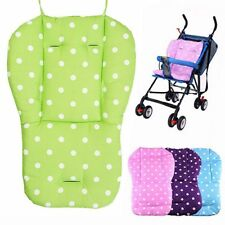 Kid Feeding Chair Cushion Baby Stroller Mat Child Car Seat Pad Buggy Carriage
