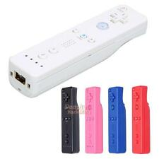 Wireless Remote Controller for Nintendo Wii Wii U WiiU Games Hardware Software