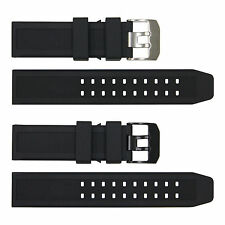 23mm Luminox Replacement Rubber Watch Band Strap Navy Seal Series 1,2