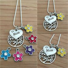 Personalised Gift Necklace for nana sister daughter mum - Mother's day Birthday