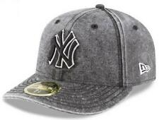 Official MLB New York Yankees Bro Cap New Era 59FIFTY Low Profile Fitted Hat