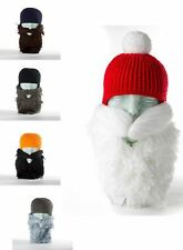Spacecraft Scout Mask Beanie   Many Colors  OSFM
