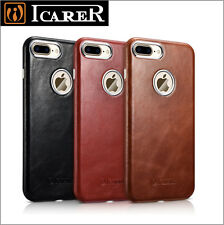 Leather For Apple iPhone 7& 7 Plus Capa Case Original Phone Cases Bag Back Cover