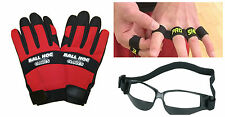 BALL HOG GLOVES + Basketball DRIBBLING GLASSES Goggles Training Aids Equipment