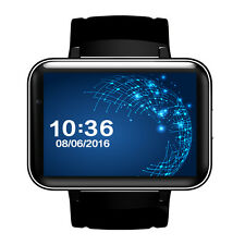 DM98 3G Smart Watch Phone Android 5.1 MTK6572 Dual Core 1.2GHz 512MB/4GB